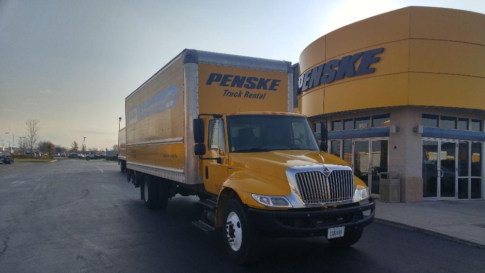 Medium Duty Box Truck-Light and Medium Duty Trucks-International-2011-4300-DAVENPORT-IA-213,854 miles-$20,500