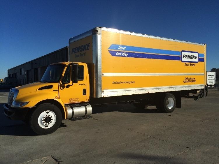 Medium Duty Box Truck-Light and Medium Duty Trucks-International-2011-4300-COLUMBUS-OH-249,639 miles-$19,000