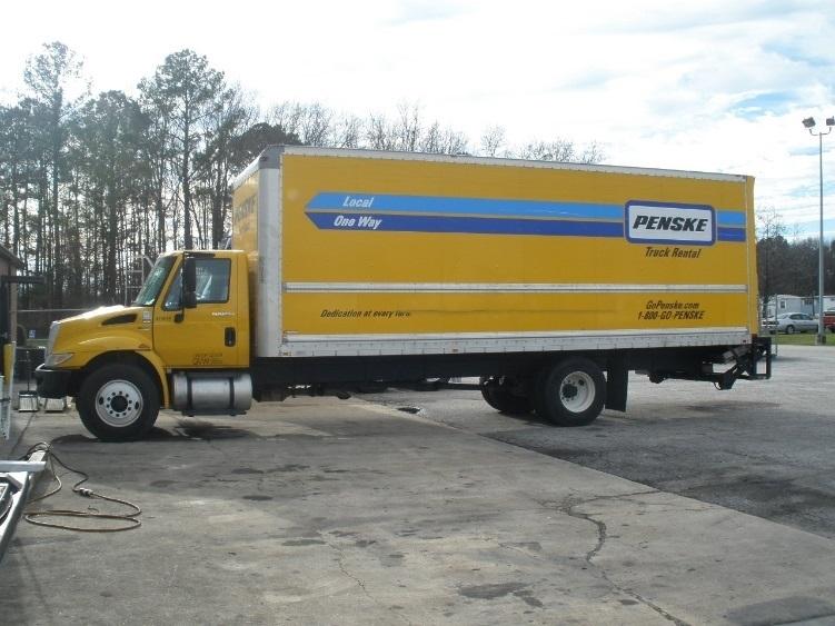 Medium Duty Box Truck-Light and Medium Duty Trucks-International-2011-4300-RALEIGH-NC-291,481 miles-$18,500