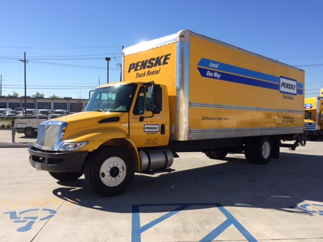 Medium Duty Box Truck-Light and Medium Duty Trucks-International-2011-4300-HAMMOND-LA-190,755 miles-$25,250