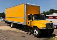 Medium Duty Box Truck-Light and Medium Duty Trucks-International-2011-4300-MEMPHIS-TN-236,707 miles-$23,000