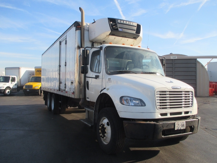 Reefer Truck-Light and Medium Duty Trucks-Freightliner-2011-M2-BURLINGTON-ON-509,930 km-$44,500