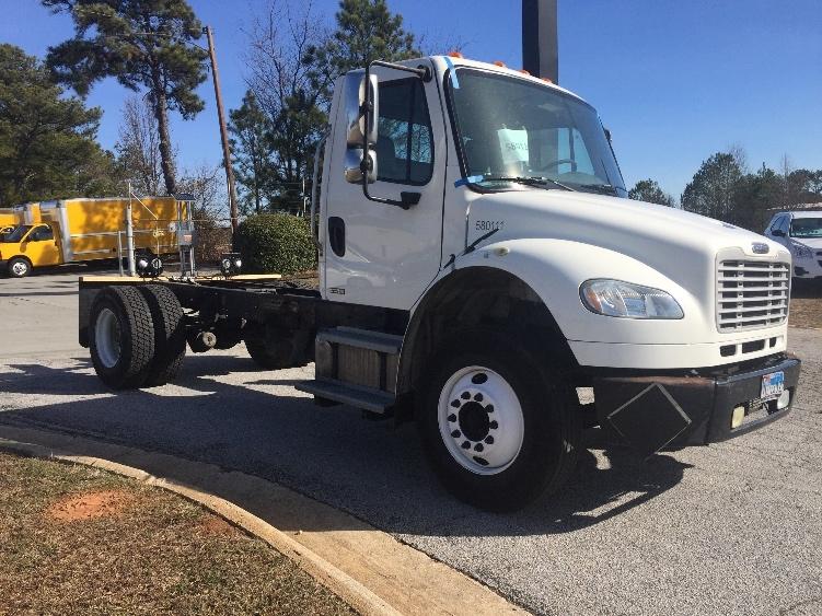 Medium Duty Box Truck-Light and Medium Duty Trucks-Freightliner-2011-M2-CONYERS-GA-267,824 miles-$20,750