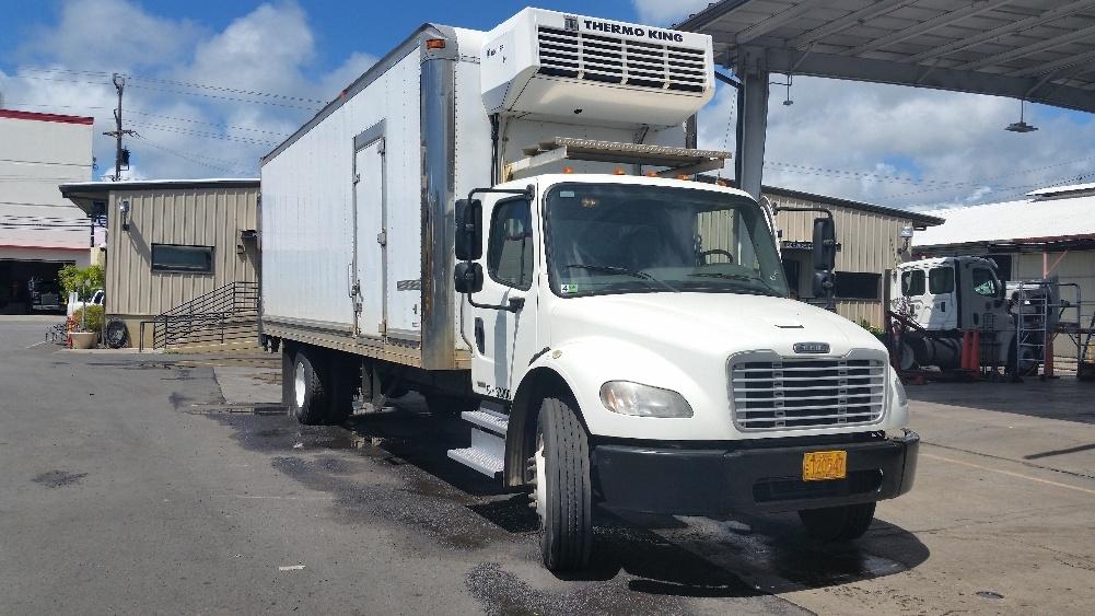 Reefer Truck-Light and Medium Duty Trucks-Freightliner-2010-M2-PHOENIX-AZ-92,867 miles-$41,750