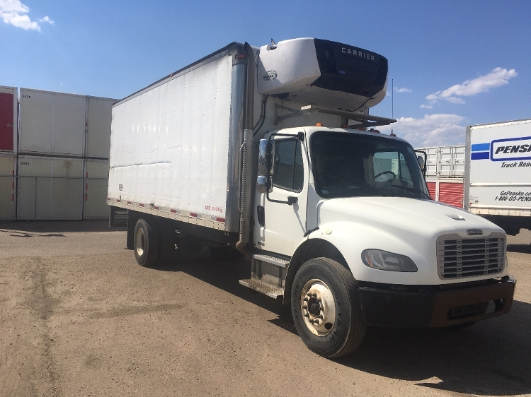 Reefer Truck-Light and Medium Duty Trucks-Freightliner-2011-M2-EDMONTON-AB-161,257 km-$35,750