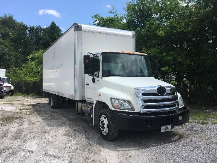 Medium Duty Box Truck-Light and Medium Duty Trucks-Hino-2011-258LP-SMYRNA-TN-159,530 miles-$34,000