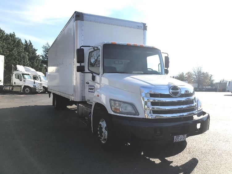 Medium Duty Box Truck-Light and Medium Duty Trucks-Hino-2011-258LP-CAPITOL HEIGHTS-MD-140,255 miles-$29,000