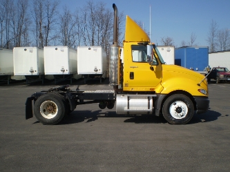 Day Cab Tractor-Heavy Duty Tractors-International-2011-ProStar-EAST SYRACUSE-NY-256,169 miles-$20,750