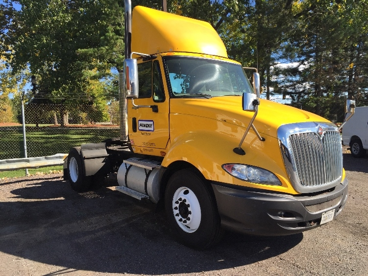 Day Cab Tractor-Heavy Duty Tractors-International-2011-ProStar-MEDFORD-MA-186,333 miles-$20,500