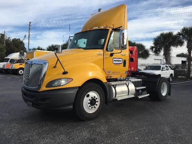 Day Cab Tractor-Heavy Duty Tractors-International-2011-ProStar-LAKELAND-FL-215,915 miles-$14,000