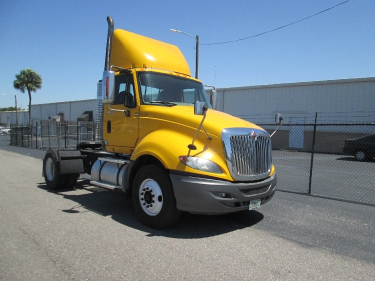 Day Cab Tractor-Heavy Duty Tractors-International-2011-ProStar-TAMPA-FL-153,965 miles-$22,250