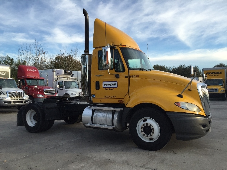 Day Cab Tractor-Heavy Duty Tractors-International-2011-ProStar-TAMPA-FL-158,870 miles-$24,000