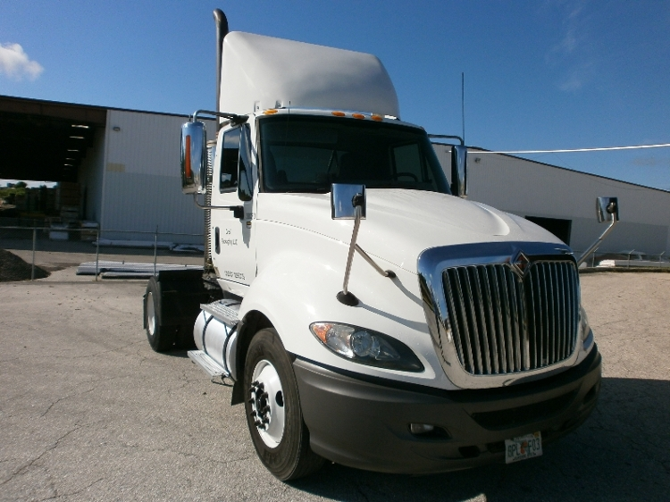Day Cab Tractor-Heavy Duty Tractors-International-2011-ProStar-WINTER HAVEN-FL-207,240 miles-$23,000