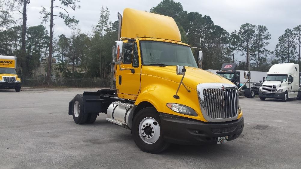 Day Cab Tractor-Heavy Duty Tractors-International-2011-ProStar-DAYTONA BEACH-FL-180,595 miles-$21,500