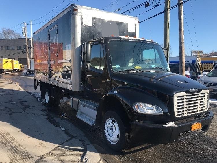 Medium Duty Box Truck-Light and Medium Duty Trucks-Freightliner-2011-M2-ELMSFORD-NY-222,563 miles-$20,500