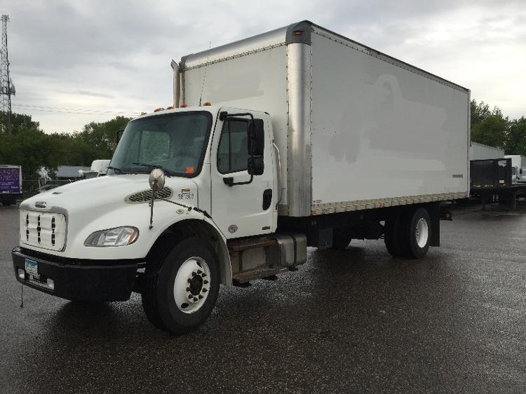 Medium Duty Box Truck-Light and Medium Duty Trucks-Freightliner-2011-M2-ROSEVILLE-MN-217,463 miles-$28,750
