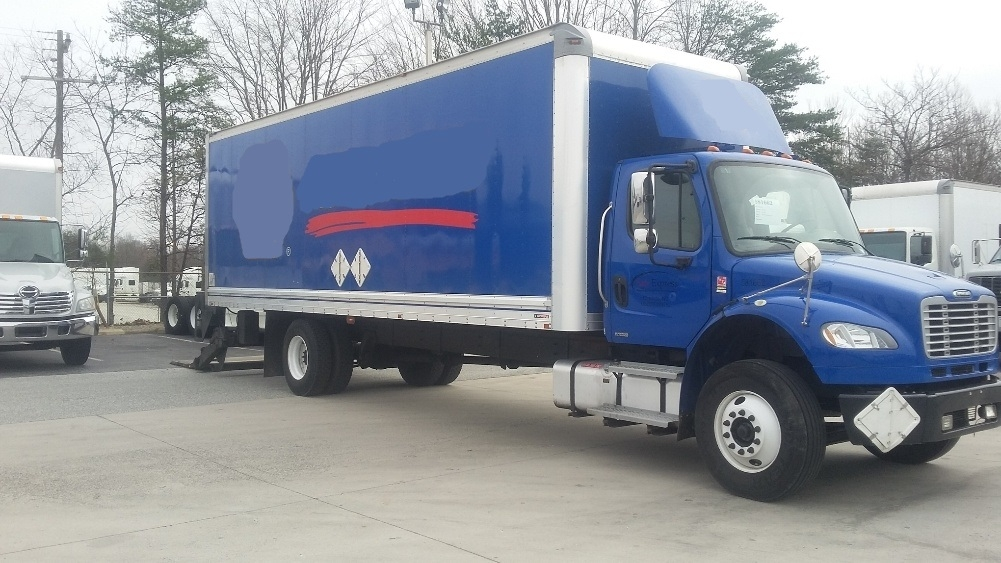Medium Duty Box Truck-Light and Medium Duty Trucks-Freightliner-2011-M2-GREENSBORO-NC-412,876 miles-$17,000