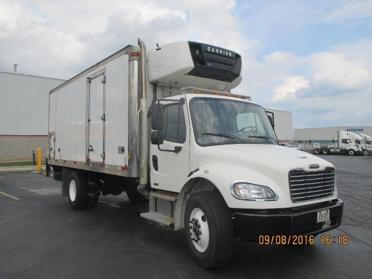 Reefer Truck-Light and Medium Duty Trucks-Freightliner-2011-M2-BURLINGTON-ON-264,995 km-$42,000