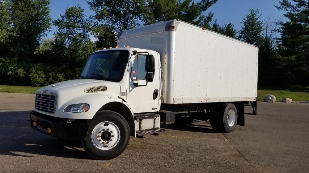 Medium Duty Box Truck-Light and Medium Duty Trucks-Freightliner-2011-M2-GRAND RAPIDS-MI-295,137 miles-$21,250