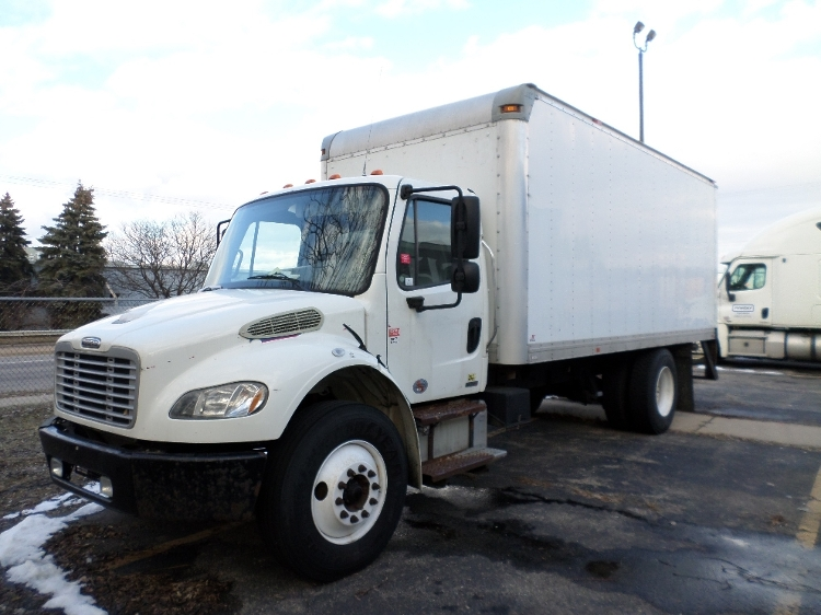Medium Duty Box Truck-Light and Medium Duty Trucks-Freightliner-2011-M2-GRAND RAPIDS-MI-223,848 miles-$22,750
