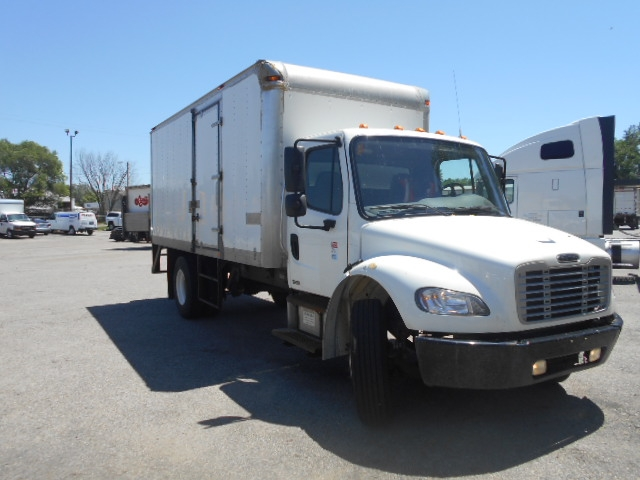 Medium Duty Box Truck-Light and Medium Duty Trucks-Freightliner-2011-M2-GRAND RAPIDS-MI-273,596 miles-$22,500