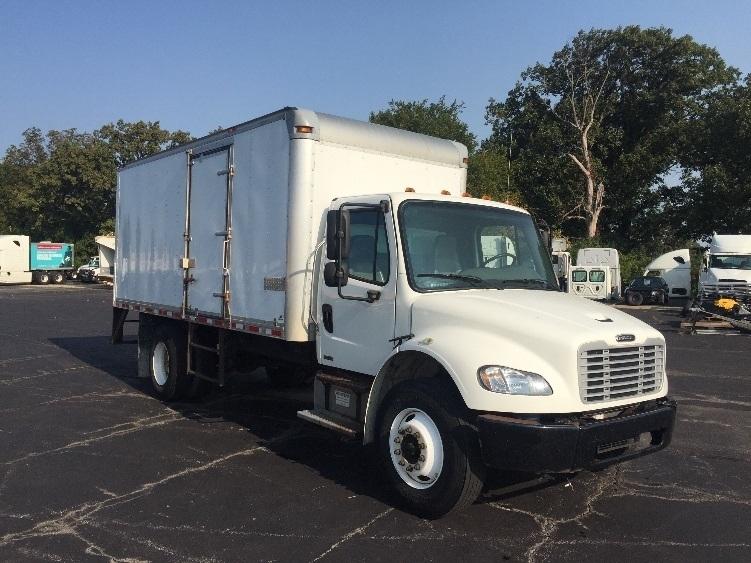 Medium Duty Box Truck-Light and Medium Duty Trucks-Freightliner-2011-M2-ALLEN PARK-MI-177,428 miles-$26,000