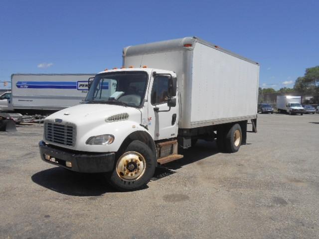 Medium Duty Box Truck-Light and Medium Duty Trucks-Freightliner-2011-M2-GRAND RAPIDS-MI-266,452 miles-$21,500