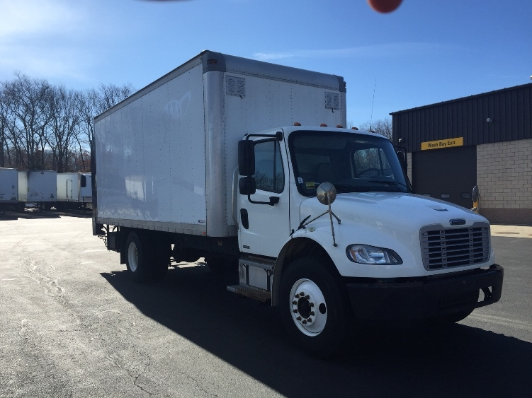 Medium Duty Box Truck-Light and Medium Duty Trucks-Freightliner-2011-M2-CRANSTON-RI-324,672 miles-$19,000