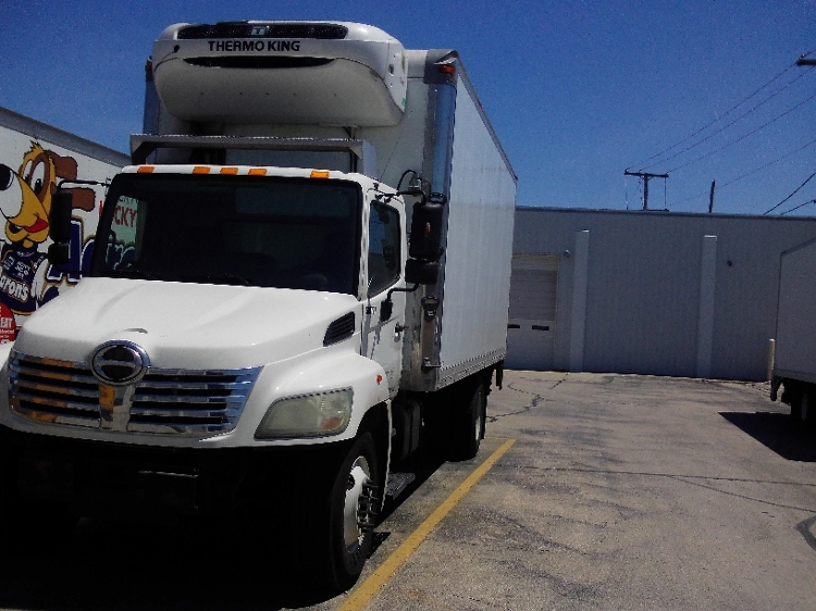 Reefer Truck-Light and Medium Duty Trucks-Hino-2010-338-ELKHART-IN-319,615 miles-$8,500
