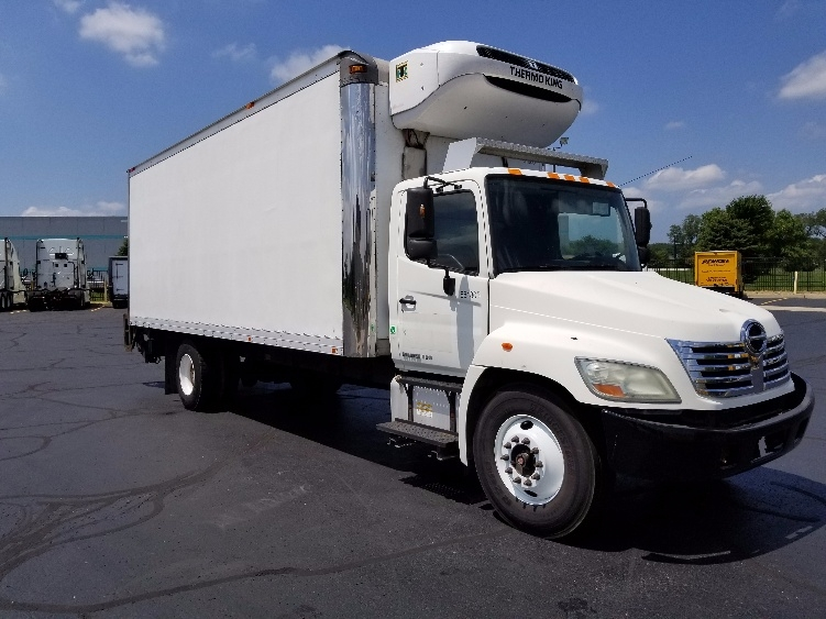 Reefer Truck-Light and Medium Duty Trucks-Hino-2010-338-SOUTH BEND-IN-248,759 miles-$27,000