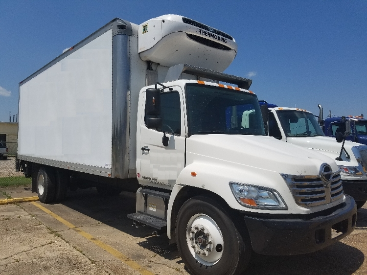 Reefer Truck-Light and Medium Duty Trucks-Hino-2010-338-LAFAYETTE-LA-209,365 miles-$31,750