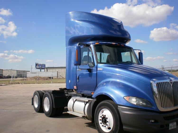 Day Cab Tractor-Heavy Duty Tractors-International-2011-ProStar-TERRELL-TX-302,102 miles-$30,750
