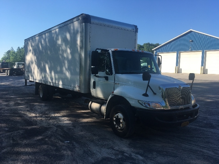 Medium Duty Box Truck-Light and Medium Duty Trucks-International-2011-4300LP-WHITESBORO-NY-179,216 miles-$19,500