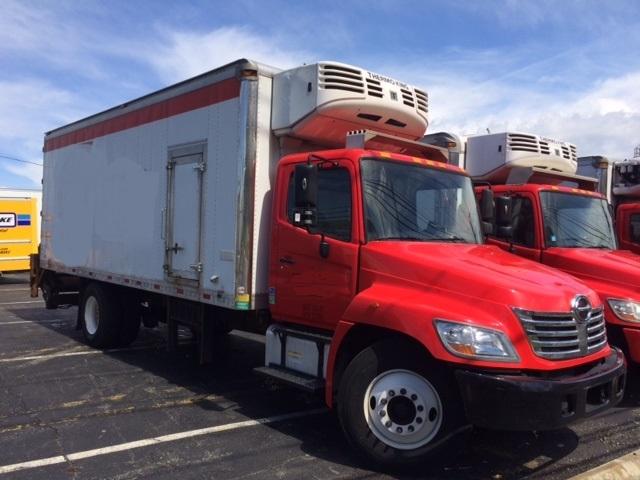Reefer Truck-Light and Medium Duty Trucks-Hino-2010-338-LINDEN-NJ-148,025 miles-$28,750
