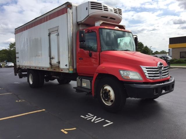 Reefer Truck-Light and Medium Duty Trucks-Hino-2010-338-SWEDESBORO-NJ-139,980 miles-$31,000