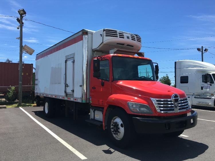 Reefer Truck-Light and Medium Duty Trucks-Hino-2010-338-LINDEN-NJ-154,456 miles-$29,750
