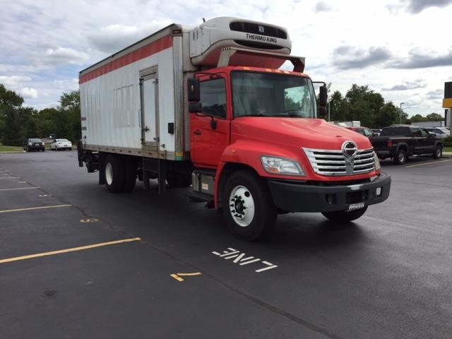 Reefer Truck-Light and Medium Duty Trucks-Hino-2010-338-SWEDESBORO-NJ-182,124 miles-$29,250