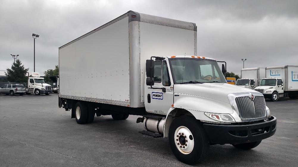 Medium Duty Box Truck-Light and Medium Duty Trucks-International-2011-4300-LANSING-MI-205,266 miles-$6,500