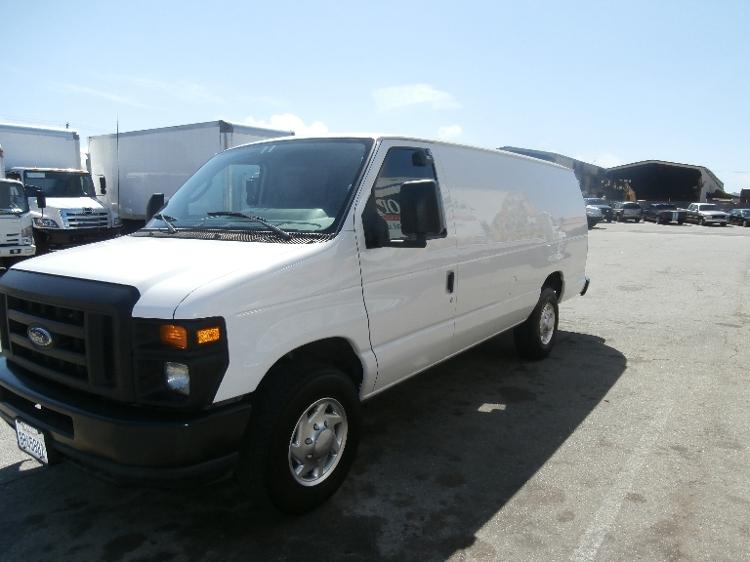 Cargo Van (Panel Van)-Light and Medium Duty Trucks-Ford-2010-E350-SANTA ROSA-CA-96,337 miles-$17,750
