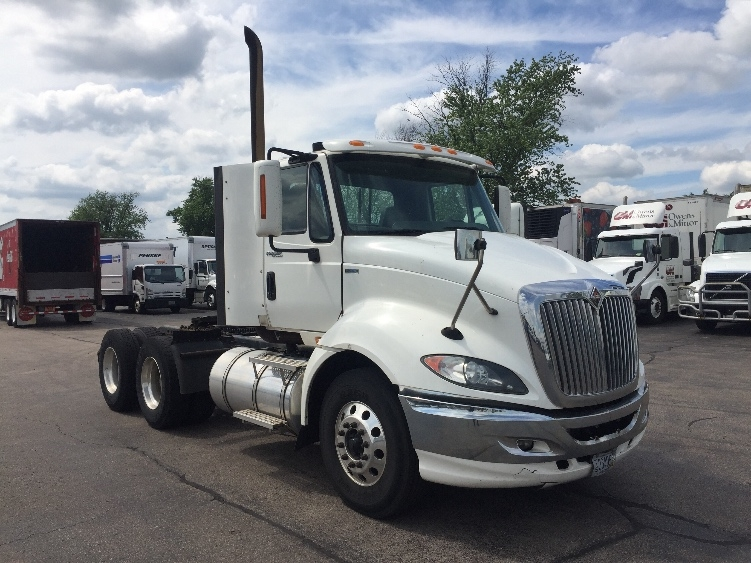 Day Cab Tractor-Heavy Duty Tractors-International-2011-ProStar-MADISON-WI-161,157 miles-$27,250