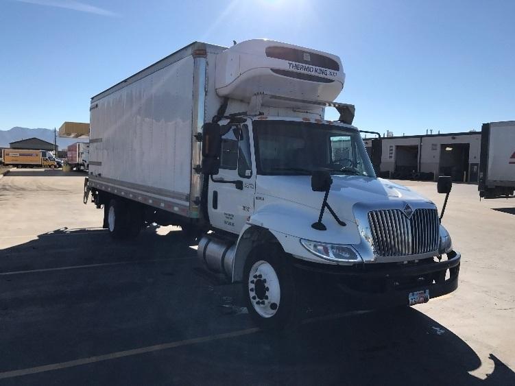 Reefer Truck-TRUCK-International-2011-4300-WEST VALLEY CITY-UT-207,823 miles-$27,500