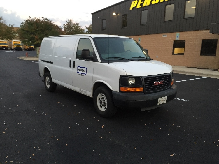 Cargo Van (Panel Van)-Light and Medium Duty Trucks-GMC-2010-Savana G23405-CAPITOL HEIGHTS-MD-113,023 miles-$12,000
