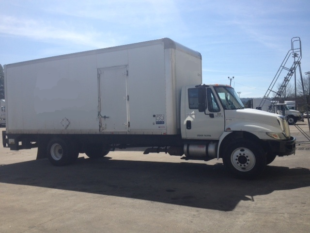 Medium Duty Box Truck-Light and Medium Duty Trucks-International-2011-4300-BIRMINGHAM-AL-234,014 miles-$21,250