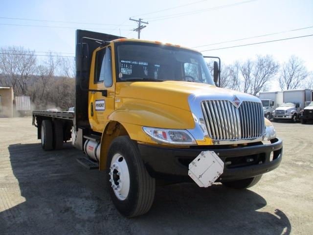 Flatbed Truck-Light and Medium Duty Trucks-International-2011-4300-ELMIRA-NY-159,928 miles-$26,000