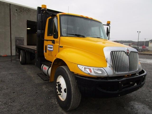 Flatbed Truck-Light and Medium Duty Trucks-International-2011-4300-ALBANY-NY-166,852 miles-$25,000