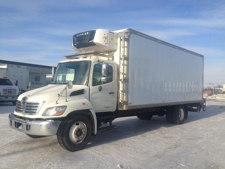 Reefer Truck-Light and Medium Duty Trucks-Hino-2010-268-CALGARY-AB-475,424 km-$41,250