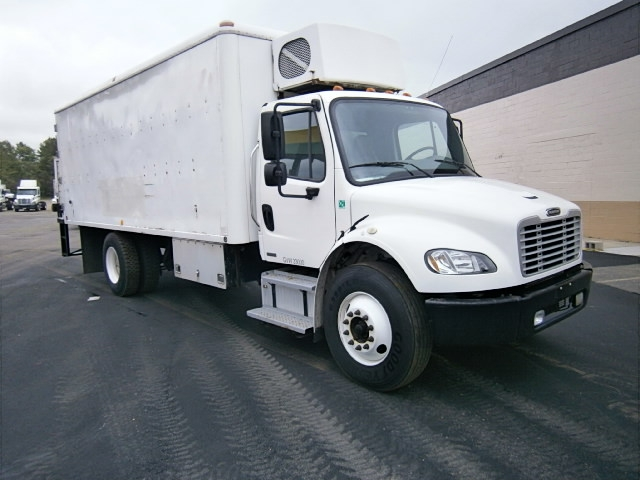 Cold Plate-Light and Medium Duty Trucks-Freightliner-2011-M2-PENNSAUKEN-NJ-203,330 miles-$29,750
