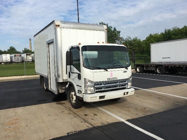 Medium Duty Box Truck-Light and Medium Duty Trucks-Isuzu-2010-NRR-BENSALEM-PA-124,956 miles-$20,500