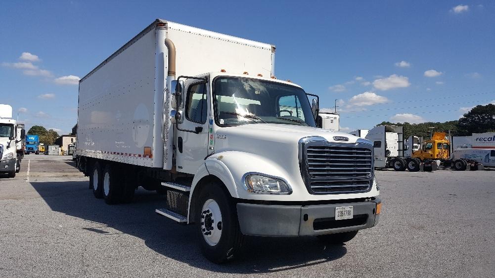 Medium Duty Box Truck-Light and Medium Duty Trucks-Freightliner-2011-M211264S-ATLANTA-GA-226,948 miles-$51,250