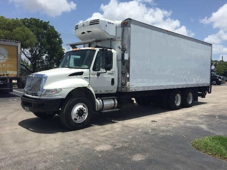 Reefer Truck-Light and Medium Duty Trucks-International-2011-4400-MEDLEY-FL-276,029 miles-$31,000